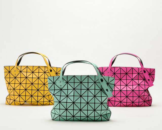 b8fa61f9a98e Obsessed with BaoBao bags from Issey Miyake