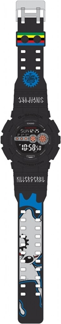 G-Shock x The Killer Gerbil