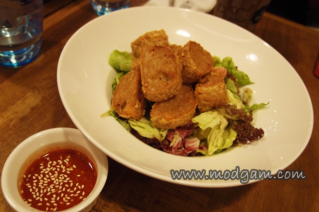 Hae Chor Salad with Oriental Dressing