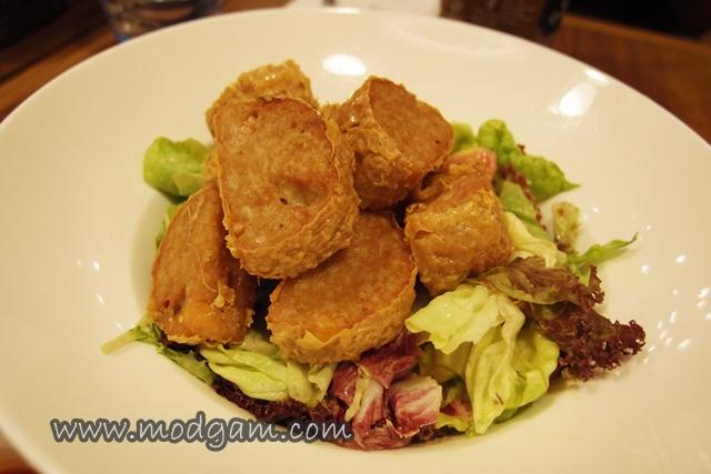 Hae Chor Salad with Oriental Dressing