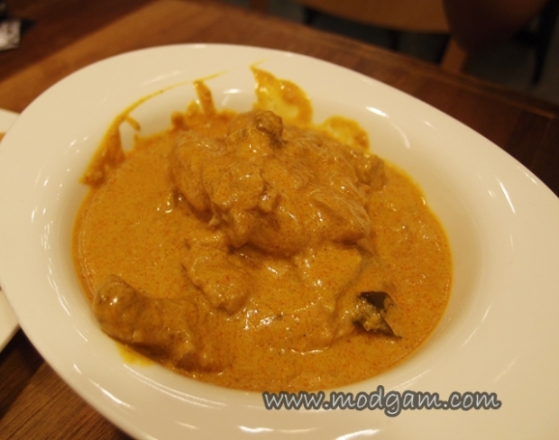 Hainanese Curry Chicken