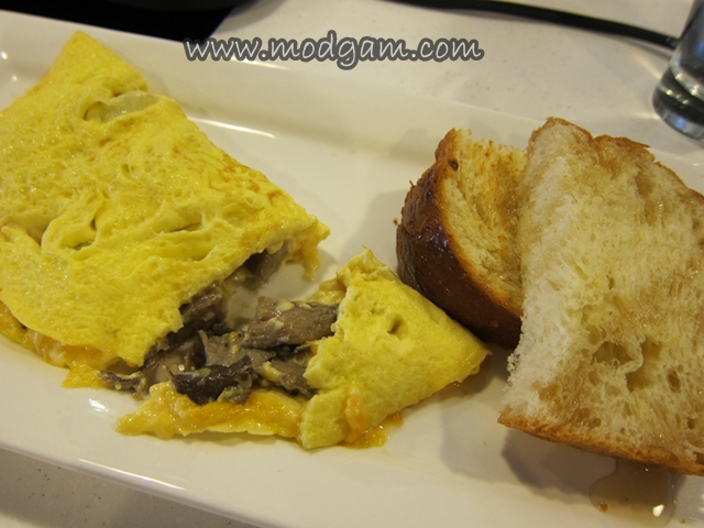 Oh my omelet!