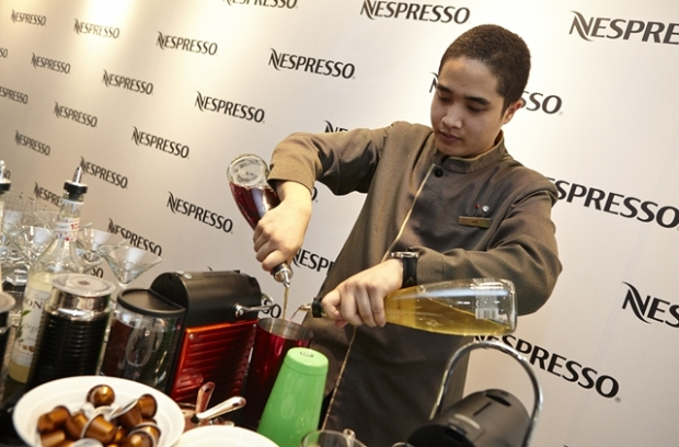 Look forward to Nespresso Coffee Atelier sessions at Savour 2013 as well as coffee mixology masterclasses