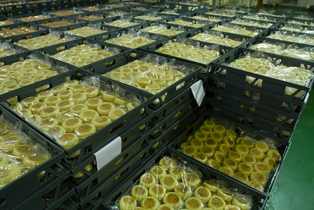 NBD - Over 100,000 English muffin buns will be toasted for National Breakfast Day on 18 March 2013