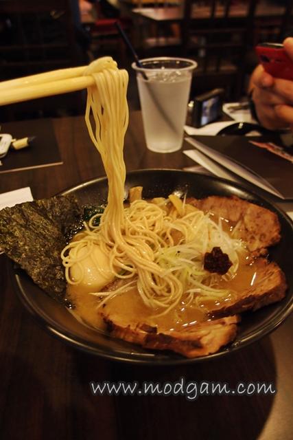 Special Tonkotsu Ramen